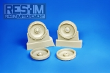 T-34 wheels (var.2) 2pcs