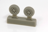 US deck planes WWII main wheel set