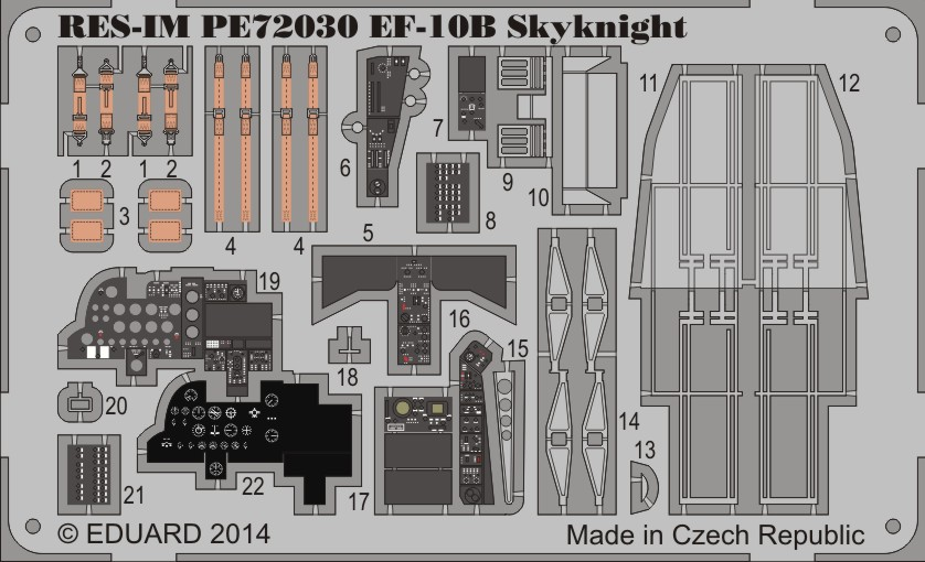 EF-10B Skyknight - SOLD OUT